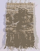Потоцкая Т. «Зимний пейзаж». Гобелен, 25х25, 1999 г.