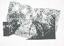 Шиманович И. «У реки». Гравюра на картоне, целлофан, 2003 г.