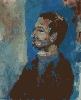 Очковская И. Портрет. Холст, масло, 2005 г.