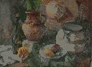 Очковская И. Натюрморт. Холст, масло, 53х46, 2005 г.