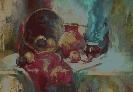 Шинкевич Т. Натюрморт. Холст, масло, 70х50, 2005 г.