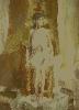 Шинкевич Т. Этюд женской обнаженной фигуры. Картон, масло, 2005 г.