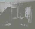 Жилинский Д. Интерьер. Бумага, гуашь, 56х46, 2005 г.