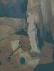 Лысенко Н. Натюрморт с атрибутами искусства. Холст, масло, 2000 г.