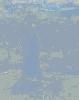 Лоечко А. «Яблоневый сад». Холст, масло, 100х74, 2000 г. (рук. Дулуб А.И.)